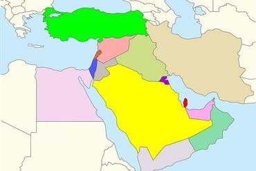 Zemlje Bliskog istoka
