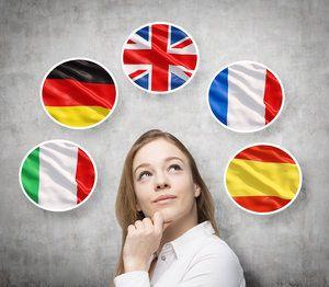 jezici, zastave, prevodioci