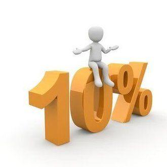 Popust deset procenata
