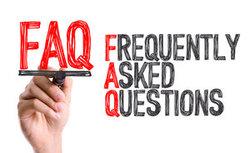 najcesca pitanja faq